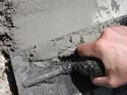 Betonreparatiesystemen- cement gebonden