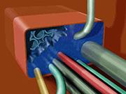 Kabeldoorvoer afdichtingen